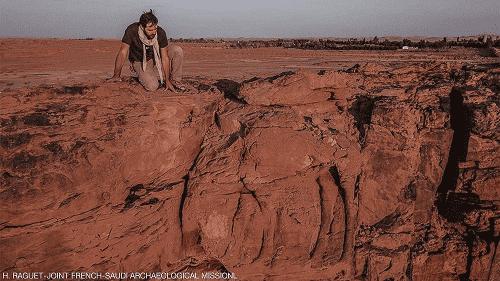 دراسة توثق موقع أثري عمره 8 آلاف عام بالسعودية