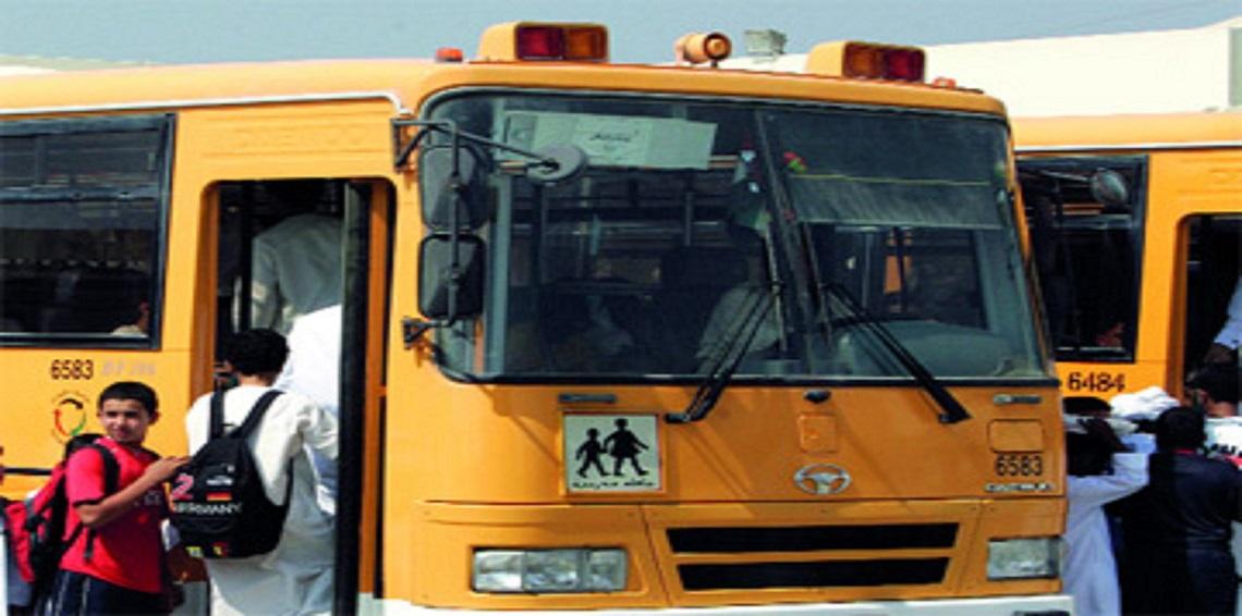 بالفيديو .. إنقاذ طفل من الموت اختناقًا في حافلة مدرسية مغلقة