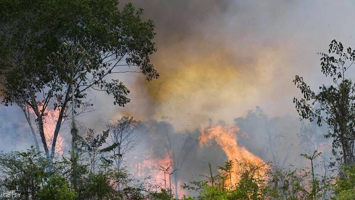 لهذه الأسباب ..  حرائق الأمازون تدعو لقلق البشرية