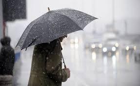 هطول للأمطار محملة بالثلوج فوق 1000م وأجواء باردة جداً الجمعة