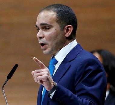 الأمير علي: سنرد على الاتحاد العربي بالقانون بعد تثبيت العقوبات على النادي الفيصلي