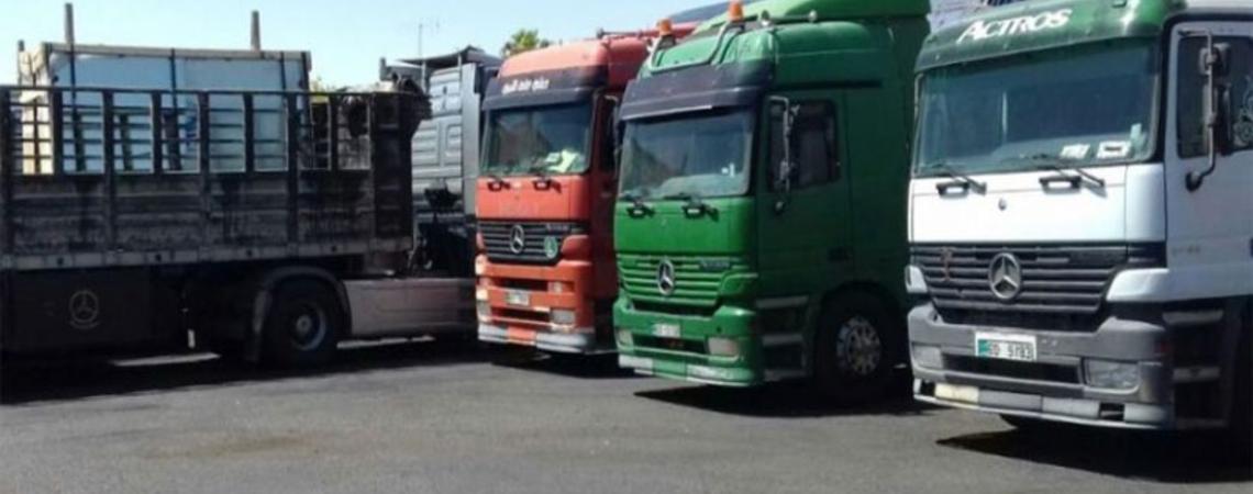 تسهيلات سعودية لمرور الشاحنات الأردنية عبر أراضيها