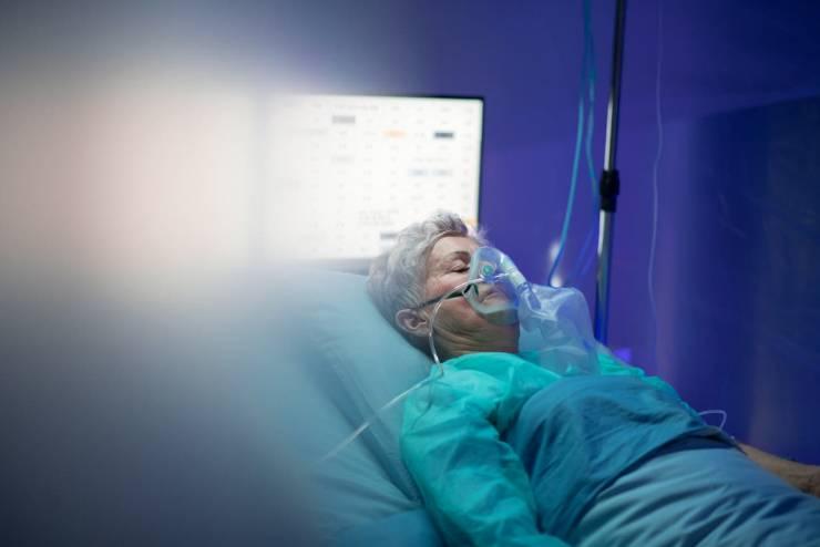 دراسة جديدة تفسر سبب انخفاض مستويات الأكسجين لدى مرضى 'كوفيد-19'