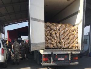 لبنان يحبط محاولة تهريب مليون حبة مخدرة مخبأة داخل شحنة بطاطا كانت في طريقها الى الاردن