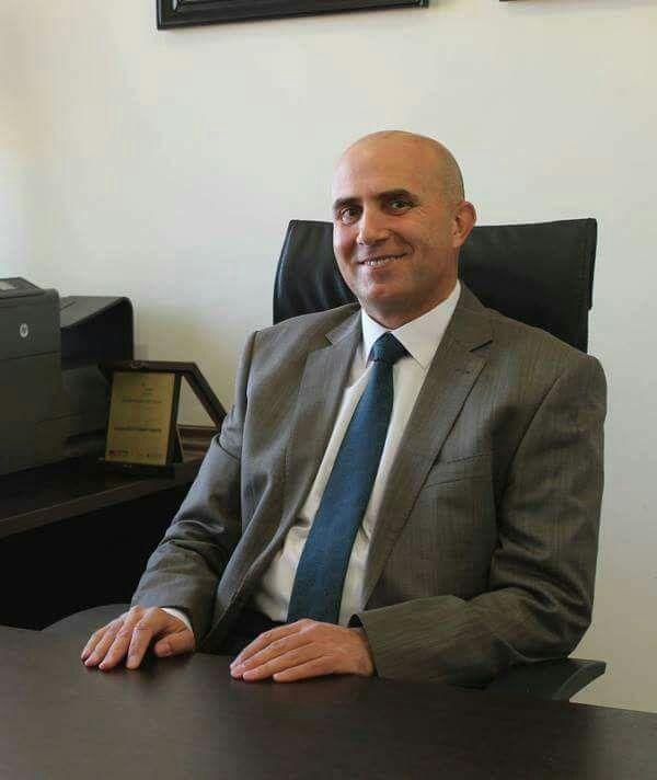 الدكتور صلحي الشحاتيت مبارك الترقية بجامعة مؤته