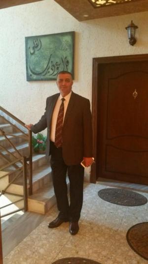 """مبارك المنصب الجديد لـ""""عمر قطيشات"""""""