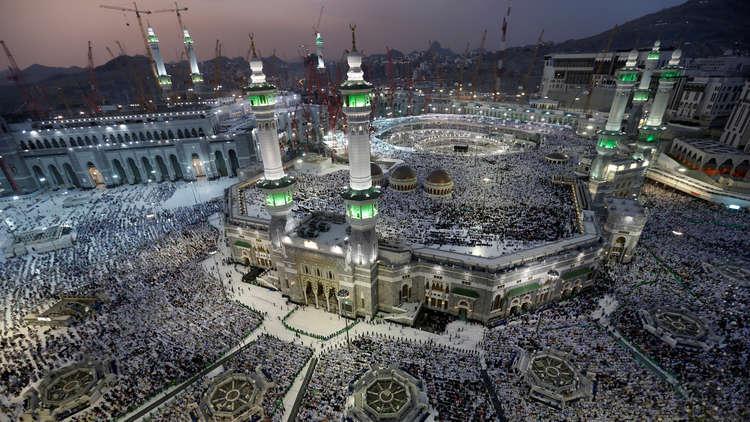 دراسة: فريضة الحج تتطلب 581 عاما ليؤديها جميع مسلمي العالم