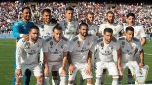 تعرف على قائمة ريال مدريد لمواجهة أتلتيكو مدريد في كأس السوبر الأوروبي