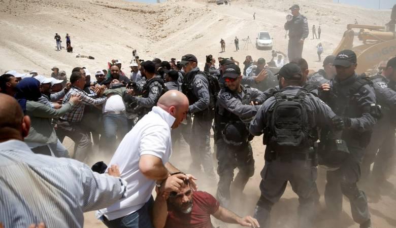 رفض فلسطيني واسع لقرار هدم الخان الأحمر شرق القدس