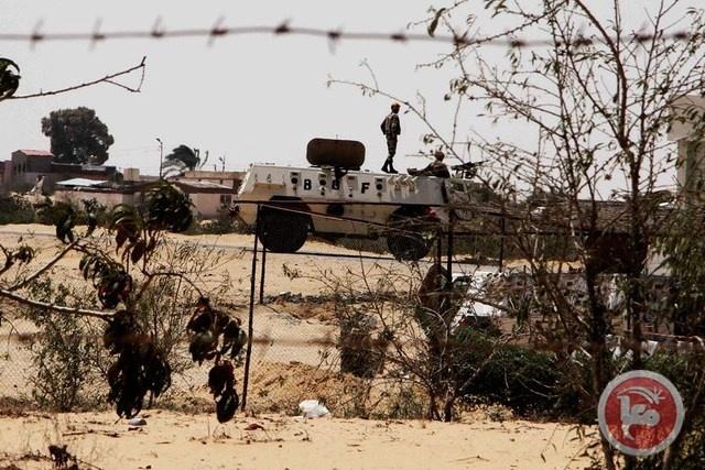 مقتل 3 مصريين في حادثين منفصلين بسيناء