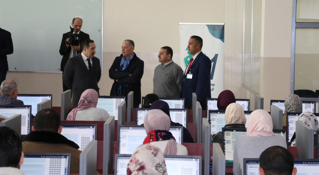 One Pharmacy تقيم كوادرها في جامعة الشرق الأوسط