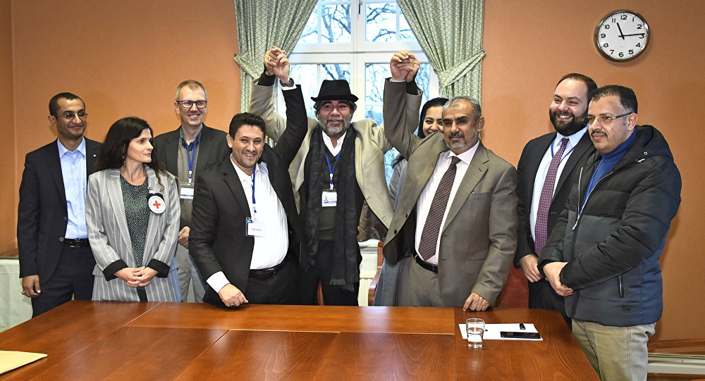 الأطراف اليمنية تواصل محادثاتها لتنفيذ اتفاق الأسرى