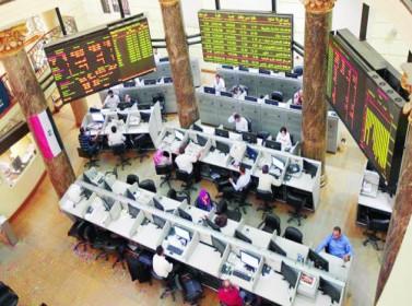 تباين أسواق الخليج وتراجع بورصة قطر بعد اختراق مستوى عشرة آلاف نقطة