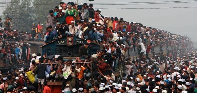 9.7 مليار نسمة عدد سكان الأرض في 2050