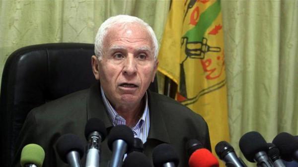 الأحمد: خمسة فصائل أبلغتنا رسمياً موافقتها التحالف مع حركة فتح بالانتخابات