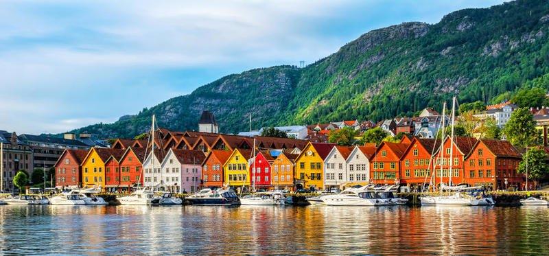 بالفيديو  ..  النرويج وسياحة المغامرات