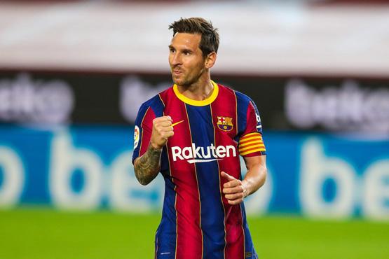 ميسي: أخطأت بالإصرار على مغادرة برشلونة