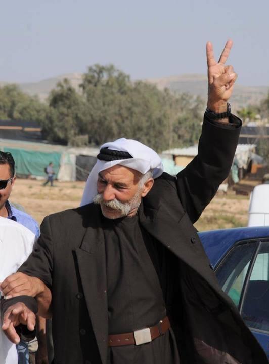 صيّاح الطوري : شيخ بقامة النقب الفلسطيني