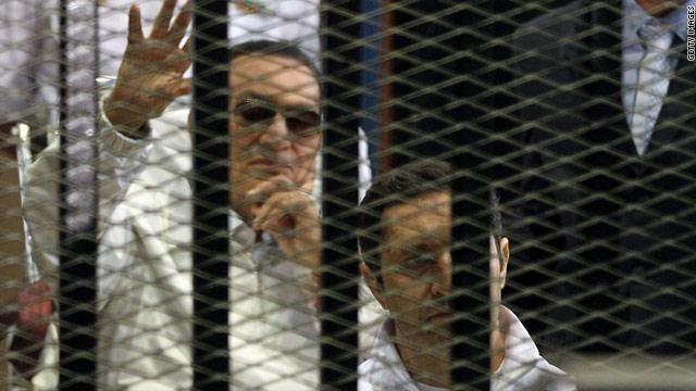 أين وجهة أول زيارة سيقوم بها حسني مبارك بعد خروجه؟