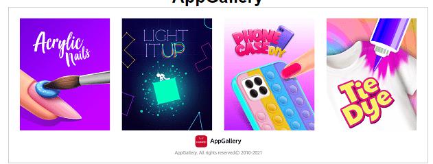 استرخ وودع التوتر واقضِ وقتًا ممتعًا مع أكثر الألعاب إثارة في متجر تطبيقات AppGallery