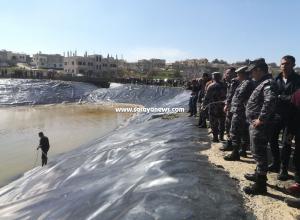"""عجلون : وفاة طفلين غرقاً في بركة """"الحميرا"""" بمنطقة عبين"""