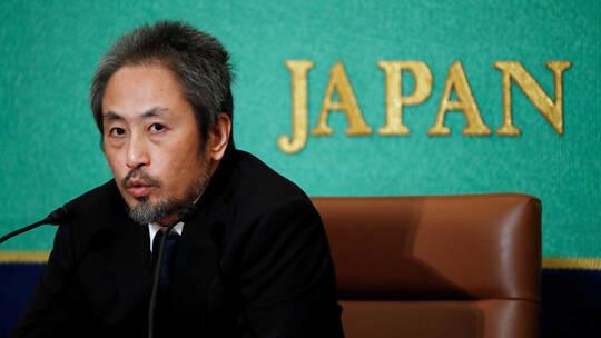 صحفي ياباني أُسر في سوريا يقاضي بلاده
