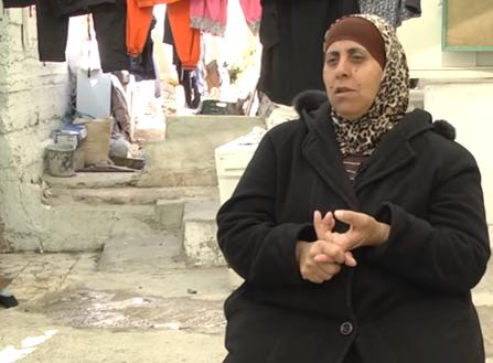 بالفيديو .. كلام رائع من امرأة فلسطينية من القدس