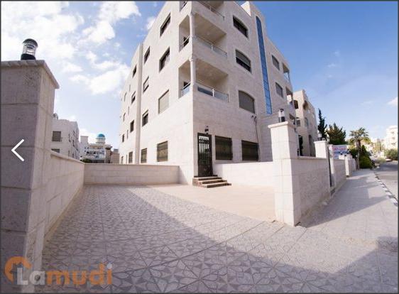 شقة ارضية مع ترس وكراج مستقل ومدخل خاص للبيع من المالك مباشرة