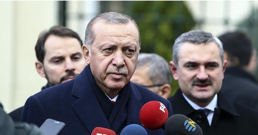 أردوغان يتعهد بمقاضاة السلطات المصرية أمام المحاكم الدولية على خلفية وفاة الرئيس محمد مرسي