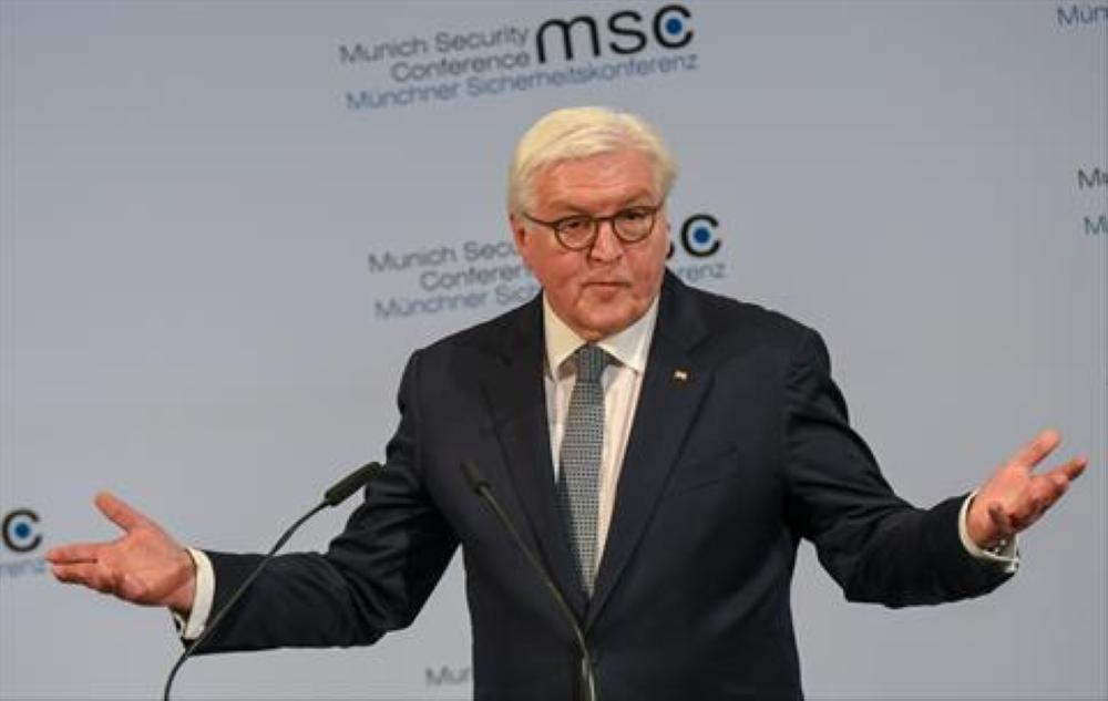 الرئيس الألماني في الحجر الصحي بعد اكتشاف إصابة أحد حراسه بكورونا
