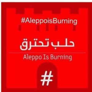 """فيسبوك يغلق صفحات رسمية موالية للنظام استجابة لحملة """"#حلب_تحترق"""""""