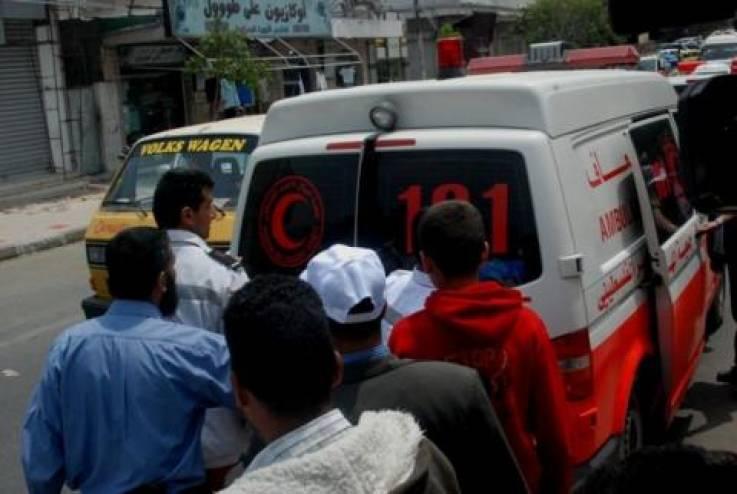 إصابة مواطن بجروح خطيرة في انفجار شمال غزة