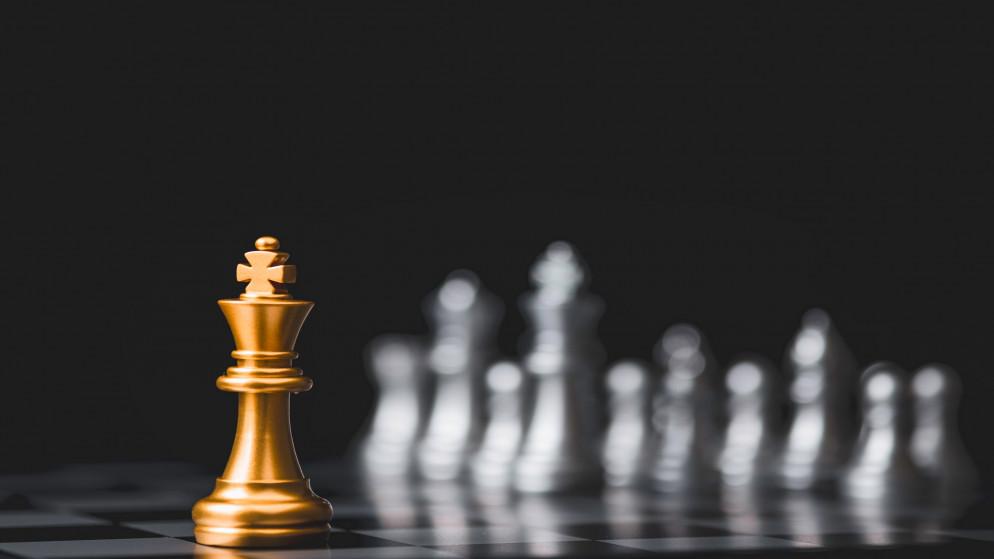 """الأردنيتان العطار والشعيبي تظفران بالمركزين الأول والثاني في بطولة """"العرب وأفريقيا"""" للشطرنج"""