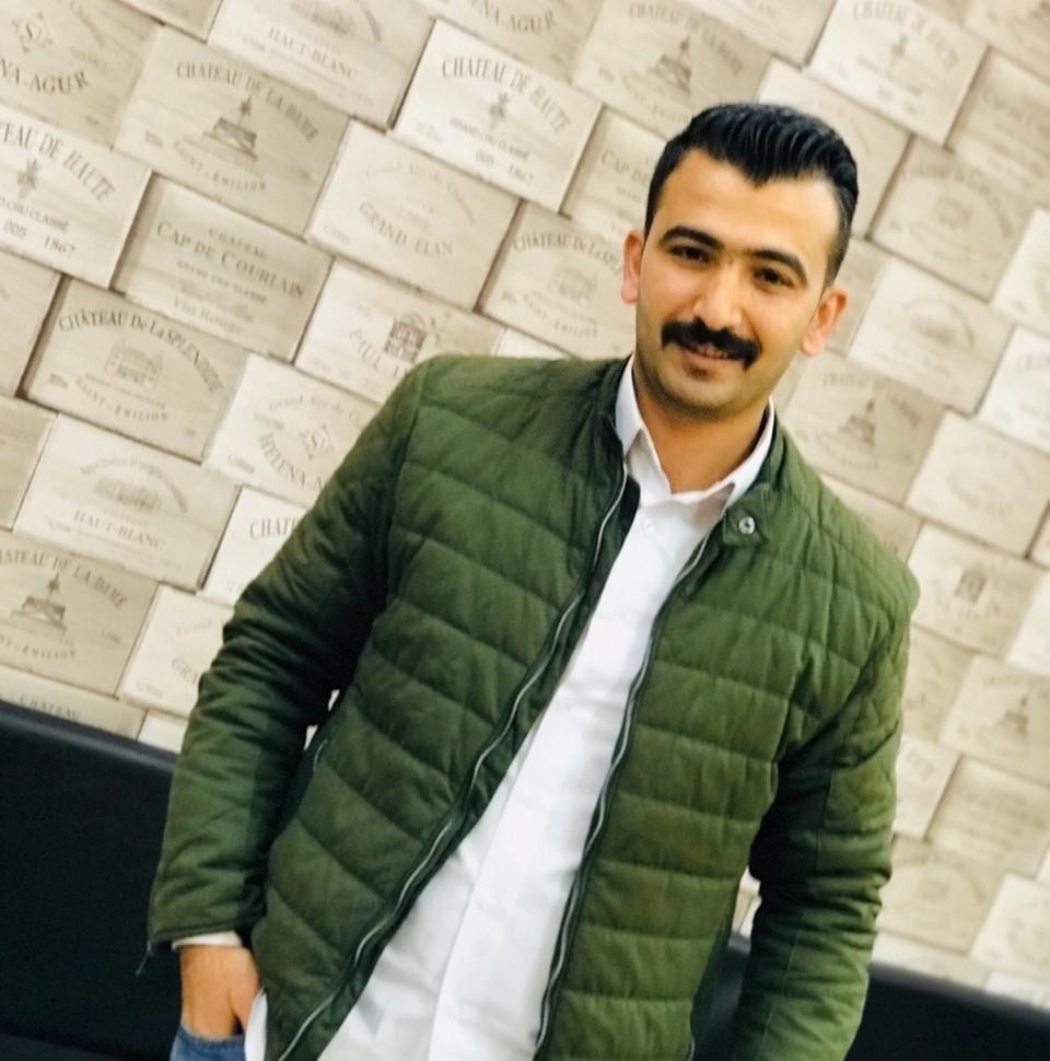 الصديق اسامة ياسين العمر  .. مبارك المولود الجديد