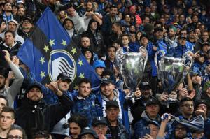 عريضة بإيطاليا تطالب بمنح لقب الدوري لأتالانتا