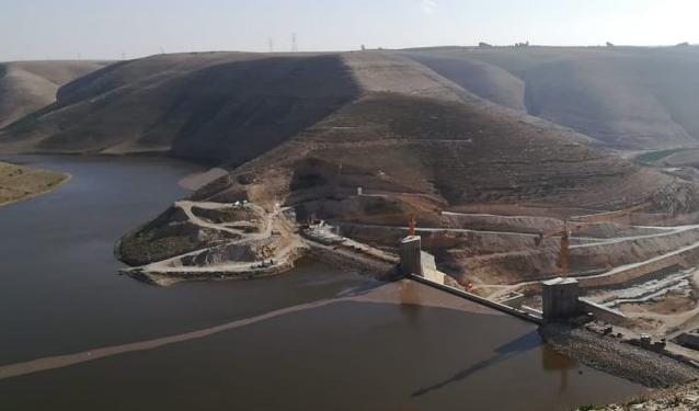 """الحكومة تقطع الشك باليقين: لا يتم ضخ مياه """"سد الوالة"""" لأي استخدامات منزلية"""