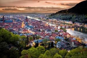 بالصور  ..  اهم الاماكن السياحية في هايدلبرغ بالمانيا