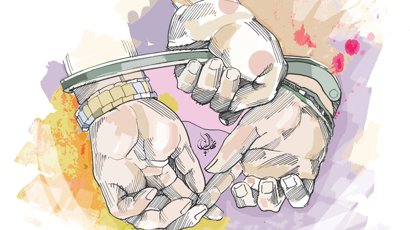 اتهام 4 نساء بسرقة رجل وتصويره عارياً في دبي