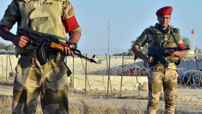 اغتيال ضابط مصري كبير في سيناء
