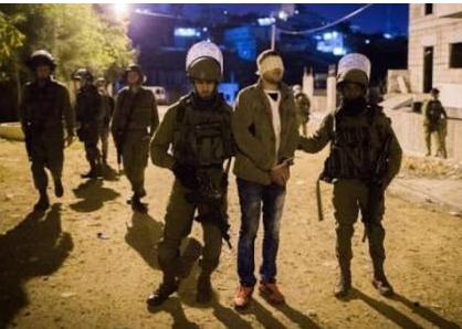 إصابات وحملة اعتقالات ودهم بالقدس والضفة