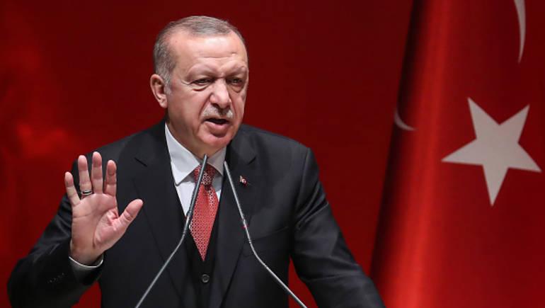 أردوغان يعلن السيطرة على رأس العين السورية