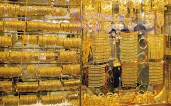 غرام الذهب يرتفع 80 قرشا في الأسواق المحلية