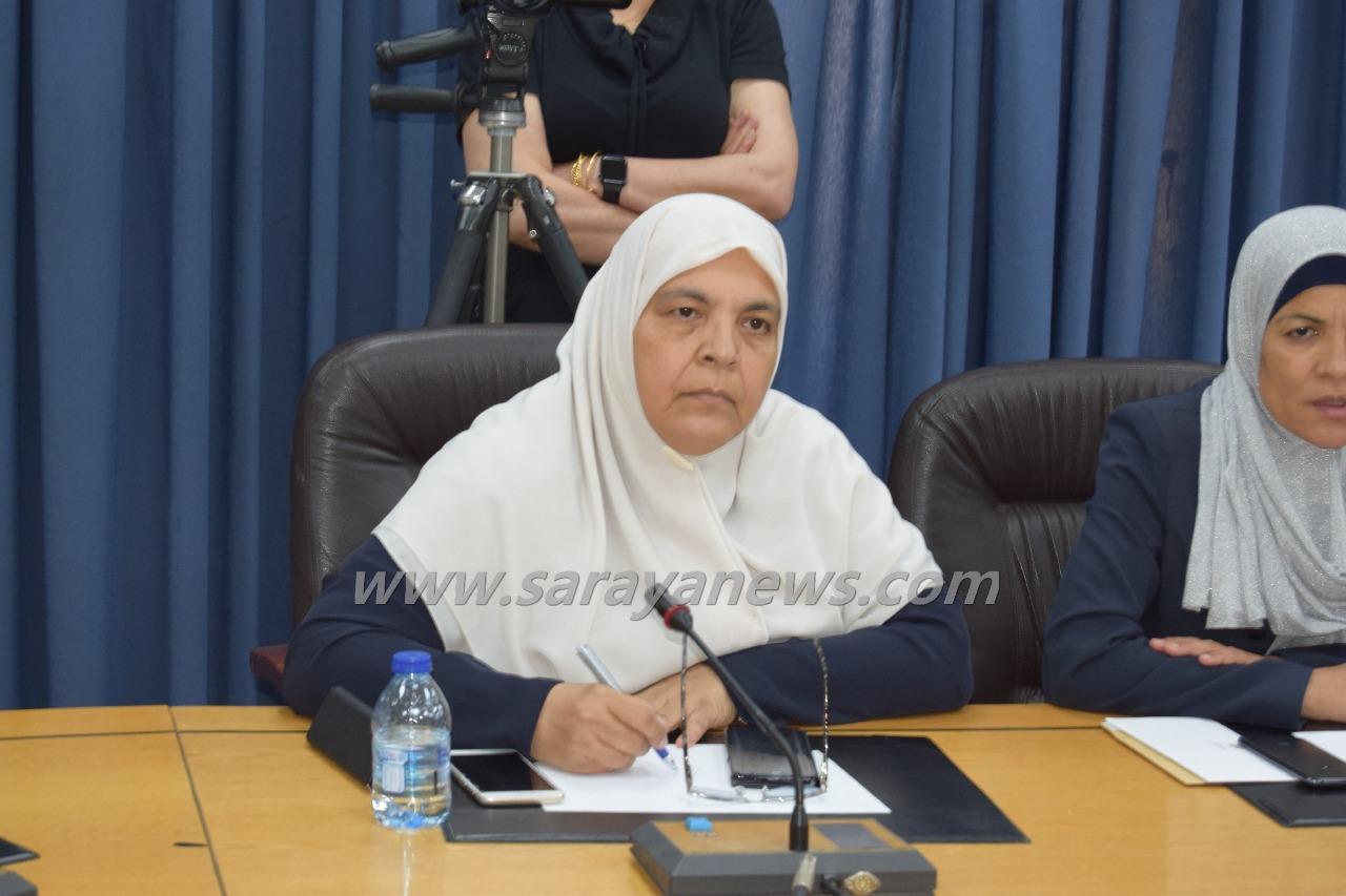 لجنة المرأة تدعو إلى انعكاس برنامج الدراسات العليا في الجامعة الأردنية إلى تمكين المرأة سياسيا