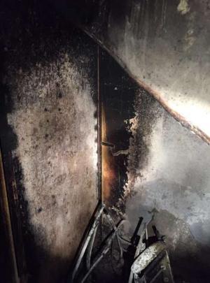 إصابة 9 سعوديين قفزوا من الطابق الثاني هرباً من حريق بمنزلهم