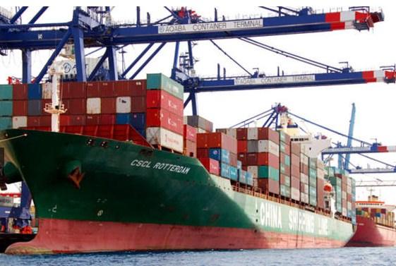 ميناء العقبة: العودة عن قرار فرض رسوم ازدحام على الحاويات