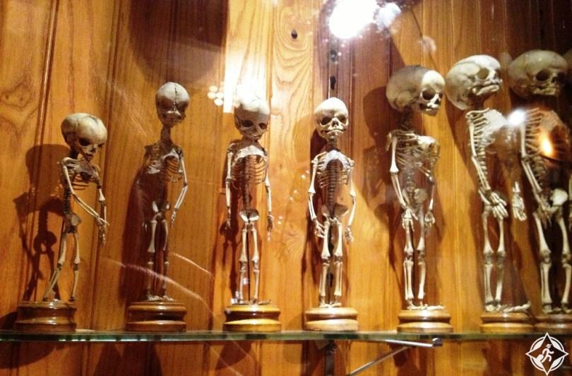 بالصور  ..  8 متاحف غريبة وغير عادية حول العالم