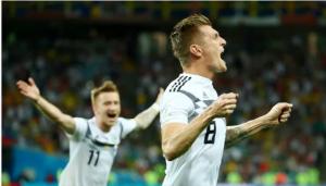 """كروس يبصم على رقم جديد ويؤكد مقولة """"المستحيل ليس ألمانياً"""""""