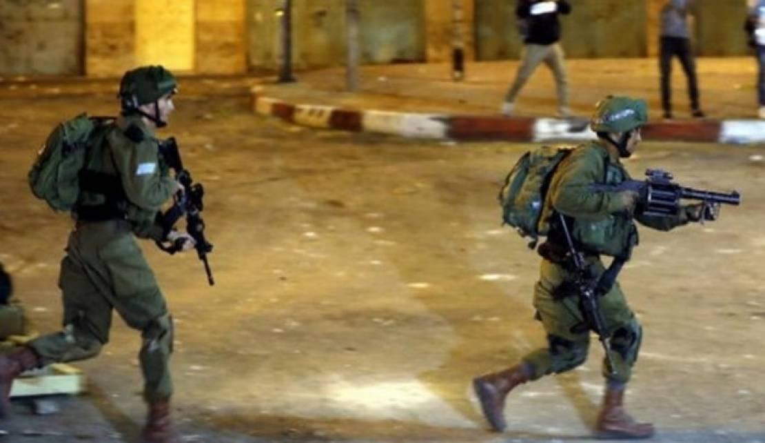 اندلاع مواجهات مع الاحتلال في مخيم العروب