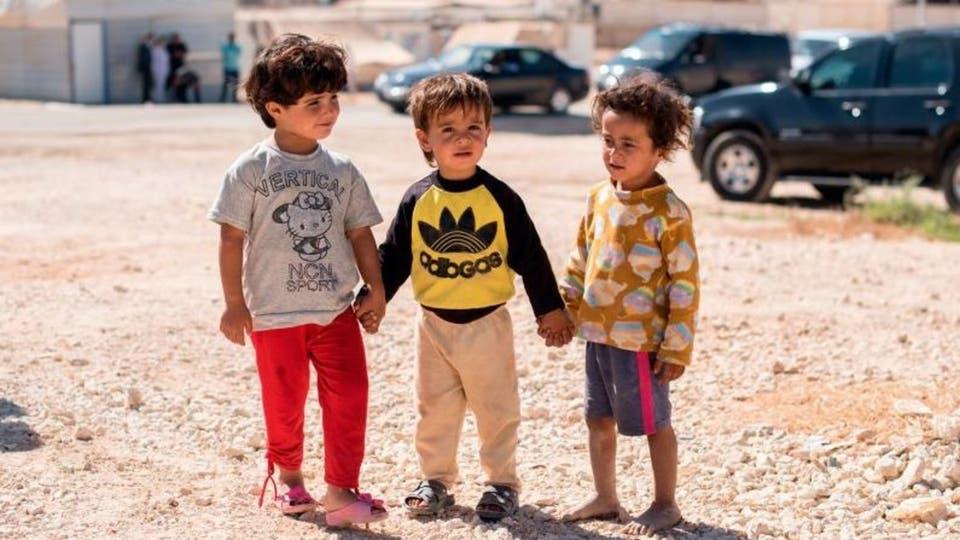 40% نسبة الأطفال دون 18 عاما في الأردن