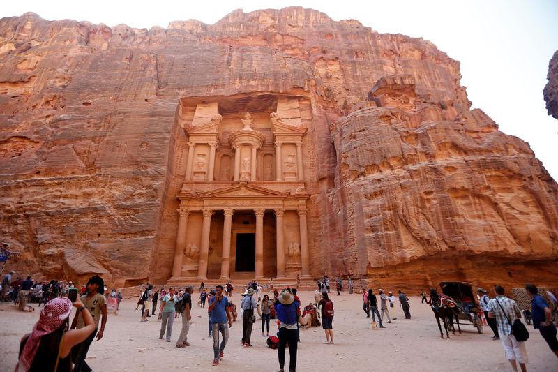 ارتفاع عدد زوار المواقع الاثرية من السياح الاجانب